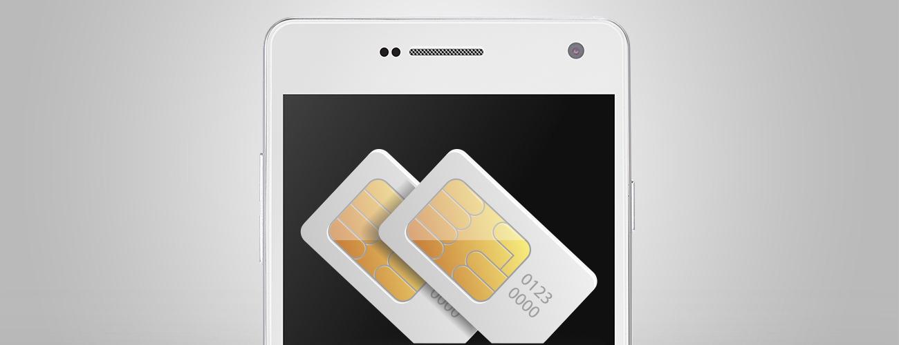 Nomi i501 2 сим-карты