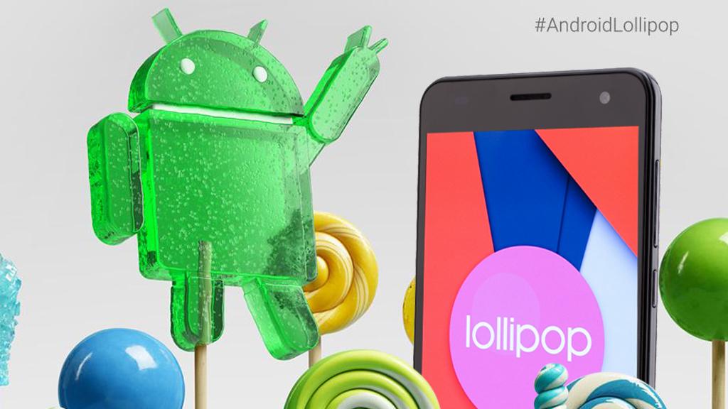 Android 5.1 для Nomi i504 Dream финальное изображение