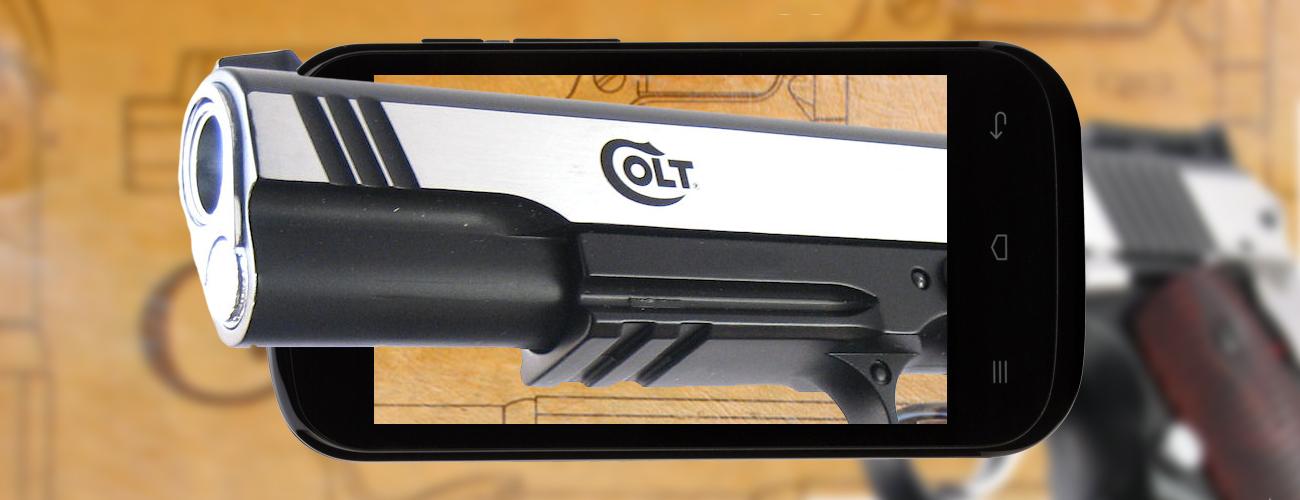 Nomi i401 Colt дисплей