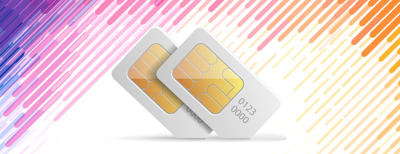 Nomi i450 Trend 2 сим-карты