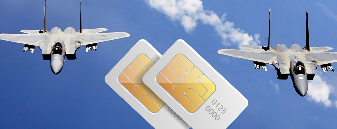 Nomi i505 Jet 2 сим-карты