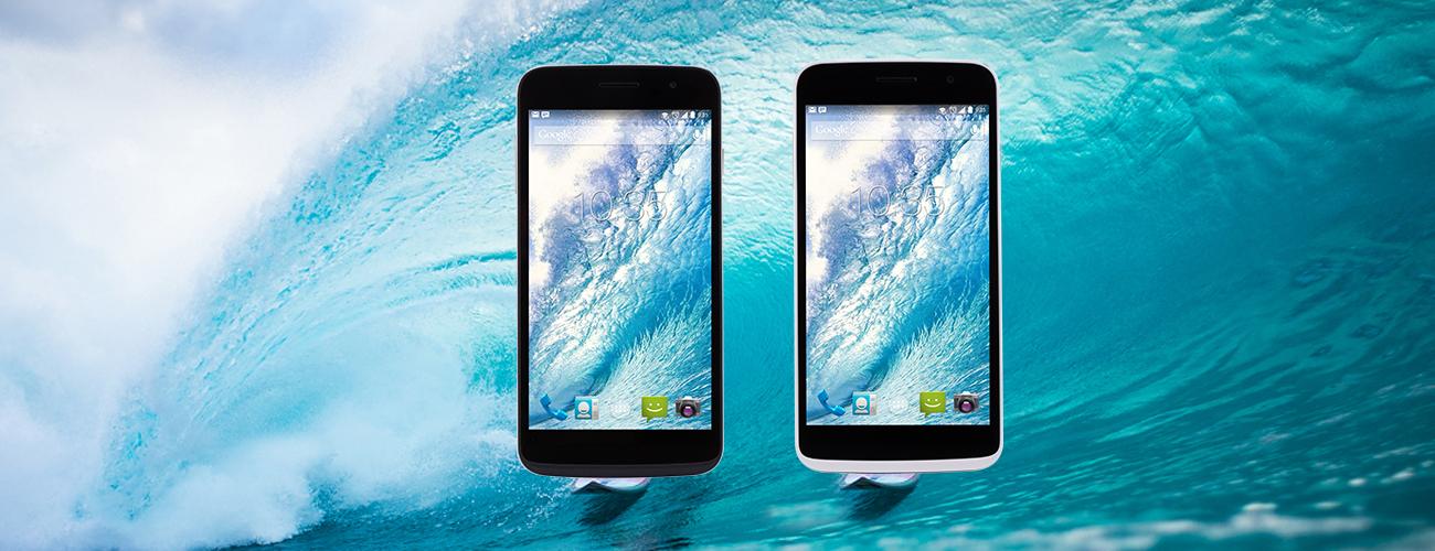 Nomi i551 Wave дизайн