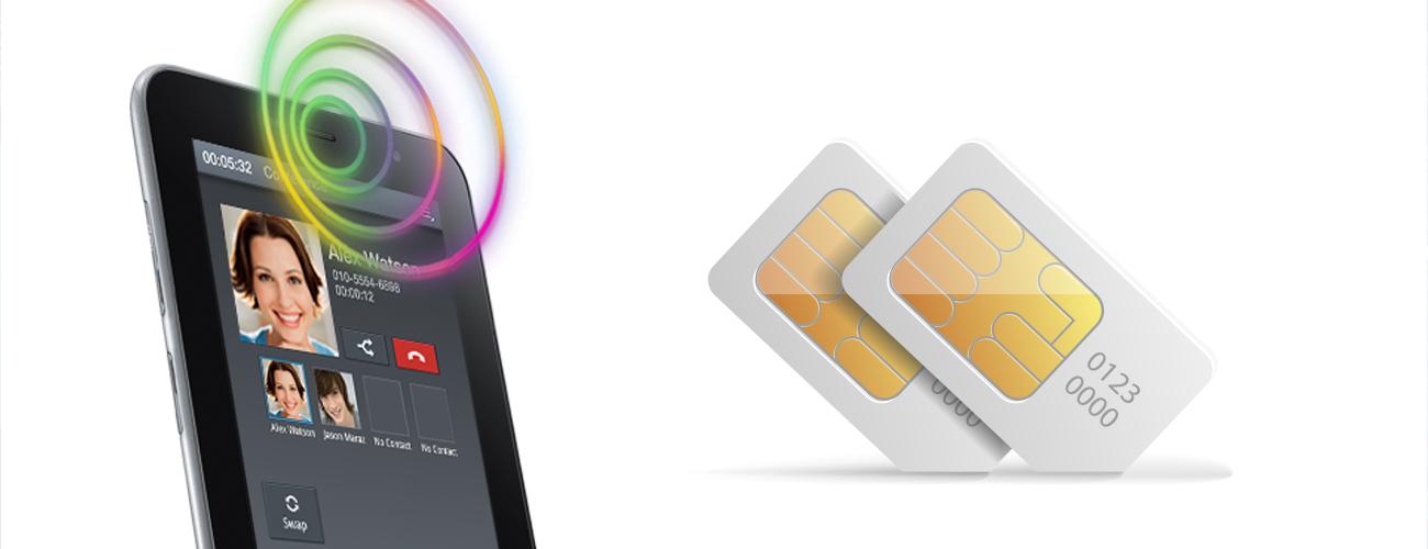 Nomi C07850 поддержка SIM-карт