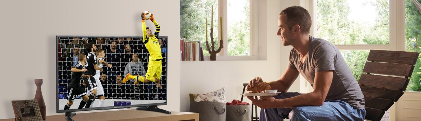 Первая линейка телевизоров Nomi