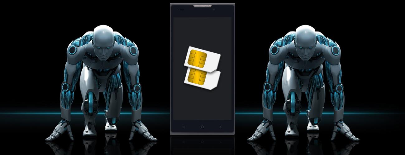 Nomi i508 Energy 2 SIM-карты