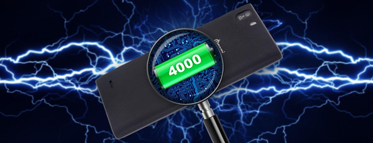 Nomi i508 Energy аккумулятор
