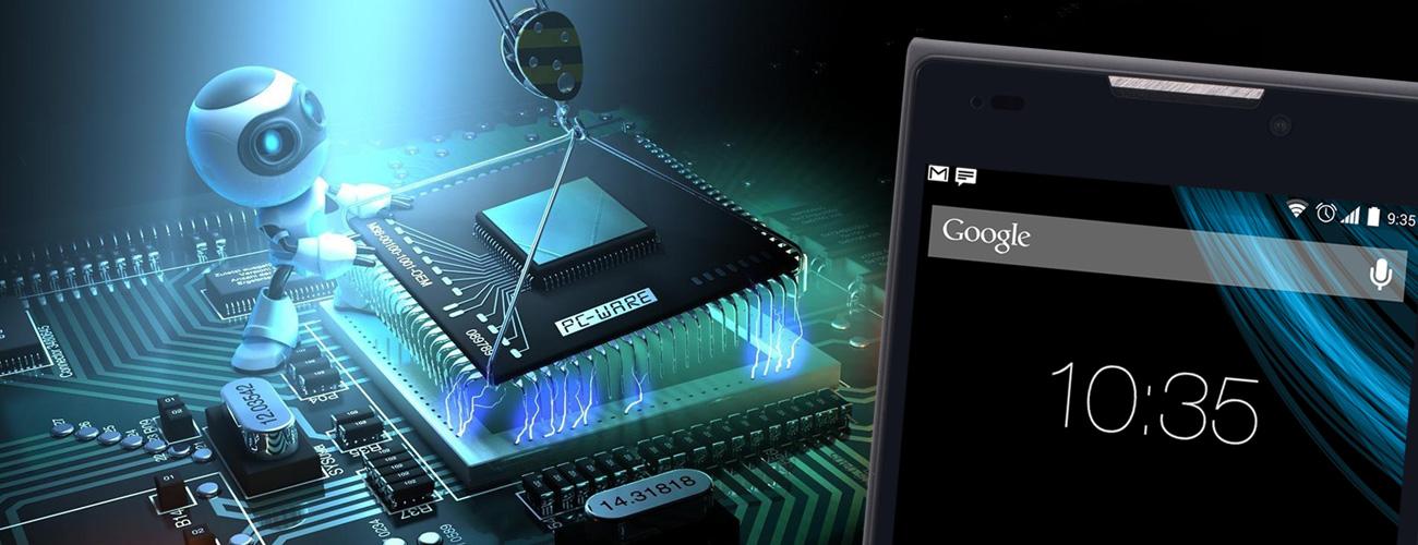 Nomi i508 Energy чипсет