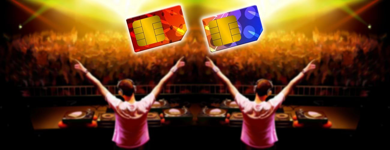 Nomi i451 Twist поддержка двух SIM-карт