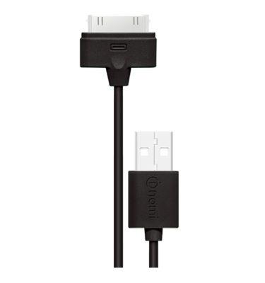 Kabel-Nomi-DC-09a-USB-30-pin-09m-chornij