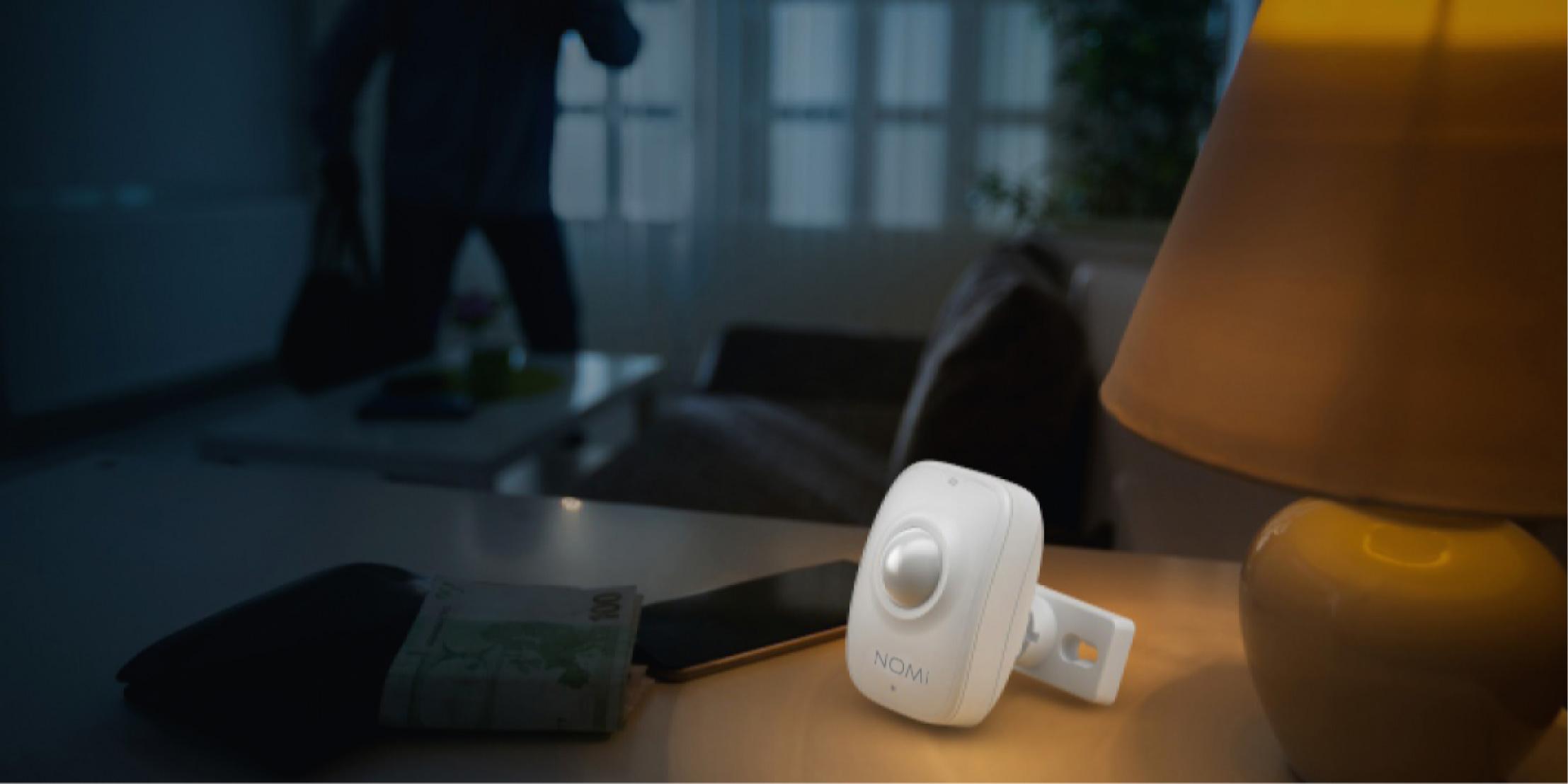 Nomi Smart Home — набор датчиков для вашего дома