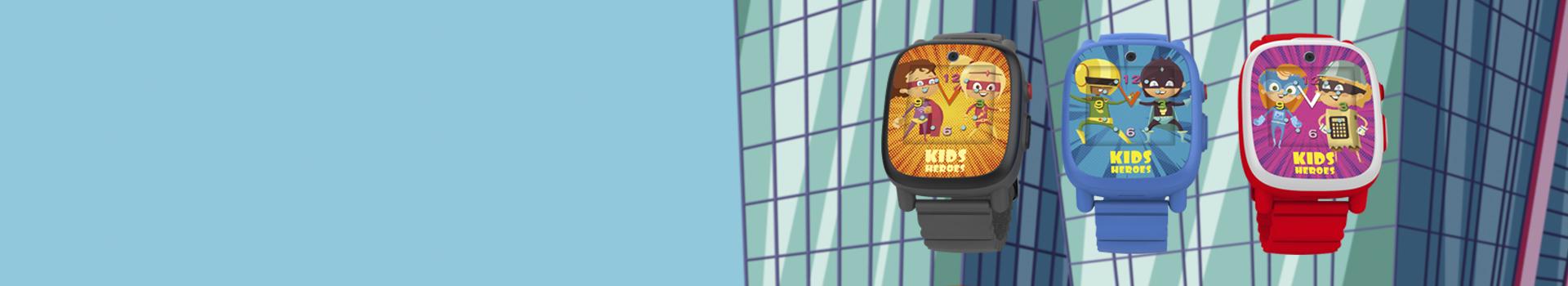 Скоро в продаже:</br> детские смарт-часы</br> от Nomi