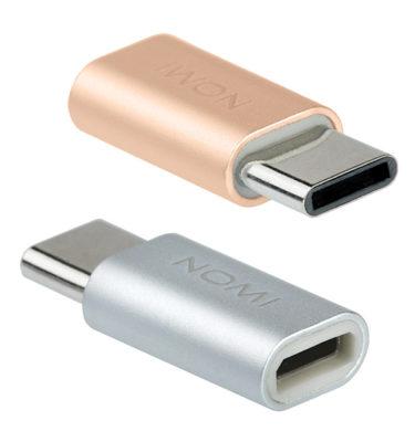 Адаптер-Micro-USB-Type-C-2в1